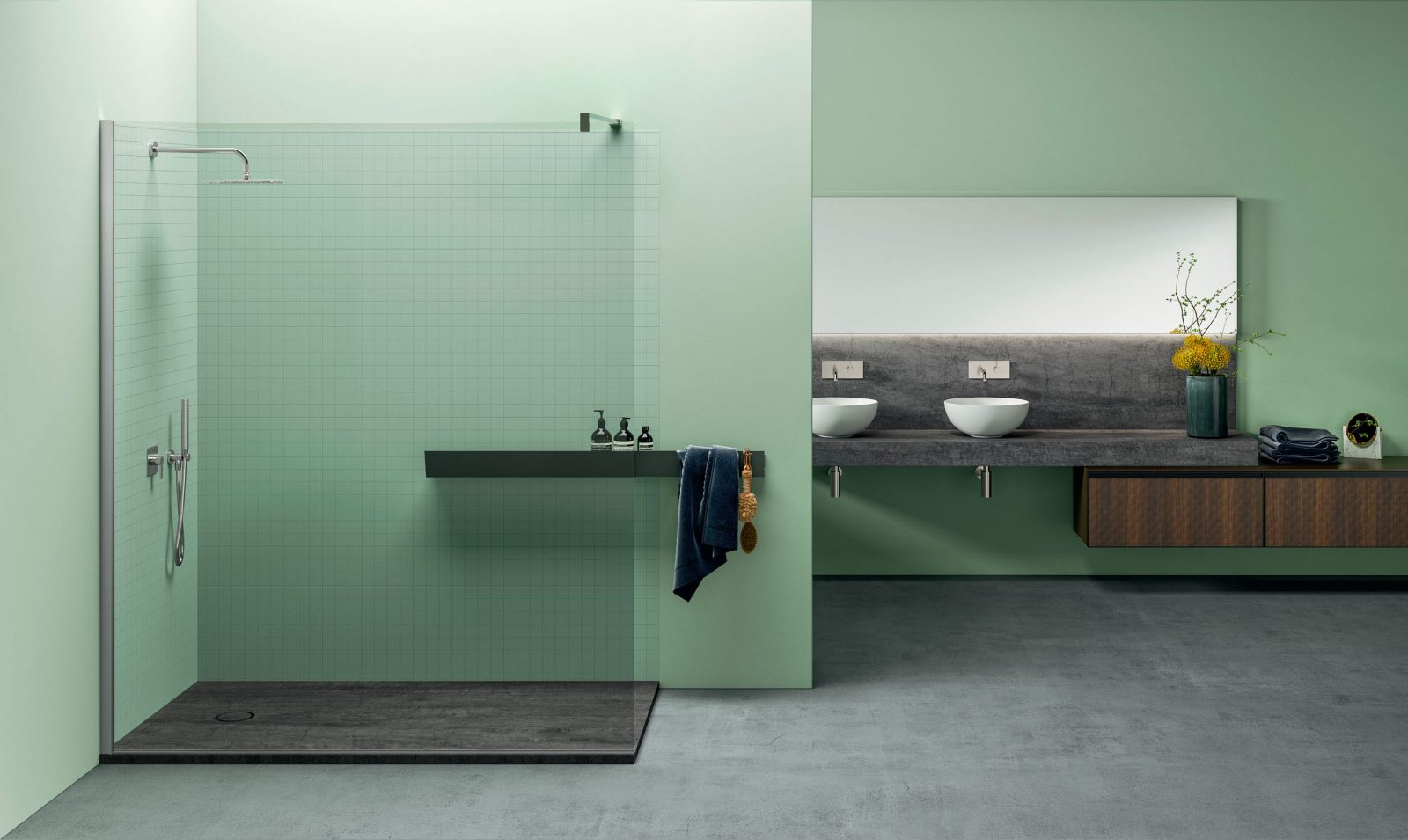 Shower tray Aureo - Ibra