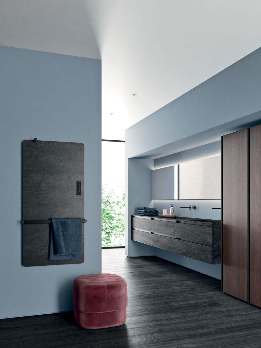Heated towel rail Aureo - Ibra